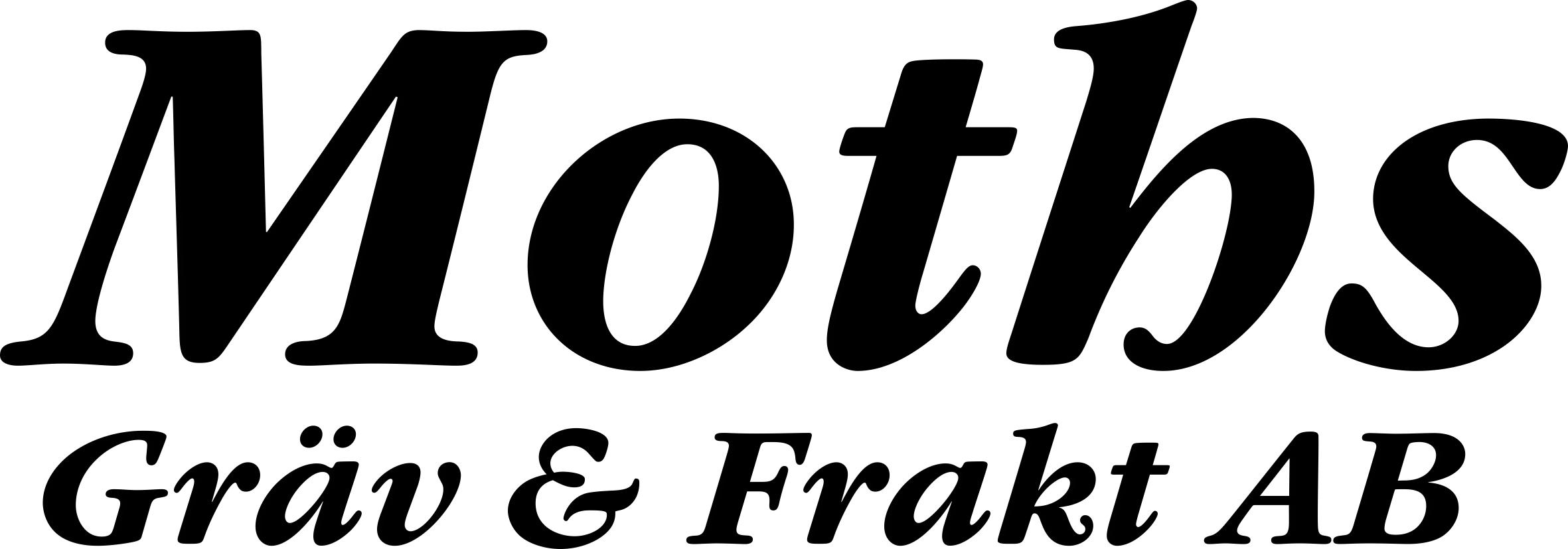 Moths Gräv & Frakt AB